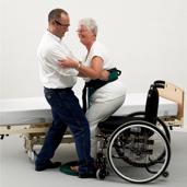 Dissalud impartirà demà un curs de sistemes de transferència i mobilització de pacients