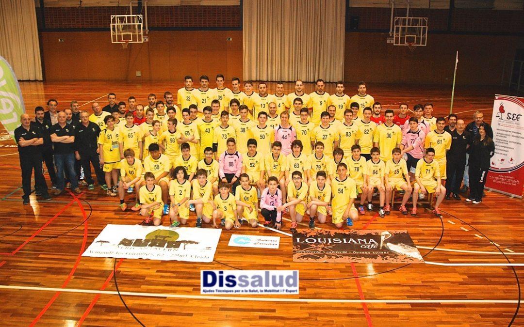 Dissalud, col·laborador de l'Handbol Lleida Pardinyes, t'ajuda a millorar en el teu rendiment esportiu