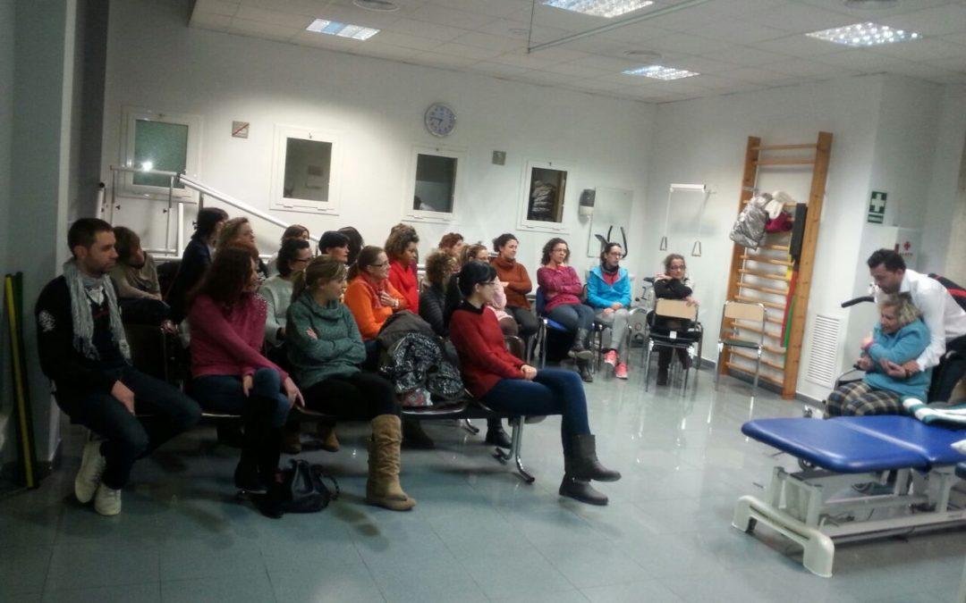 Nuevo curso de formación sobre transferencia y movilización de pacientes