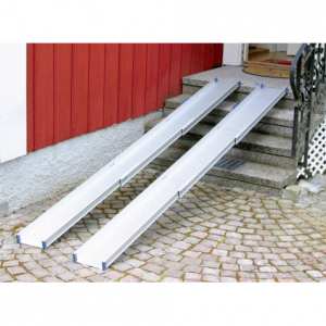 Rampes d'accés