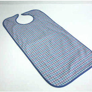 Babero estampado, tejido impermeable