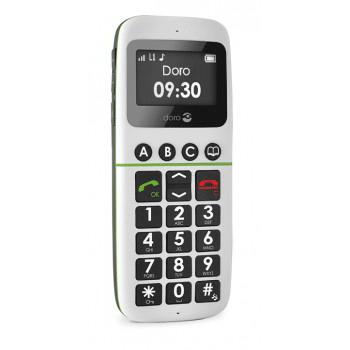 Teléfono móbil, teclas grandes y agenda